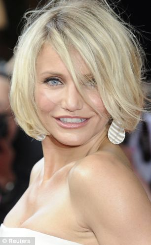 Cameron Diaz suffers from bouts of adult acne